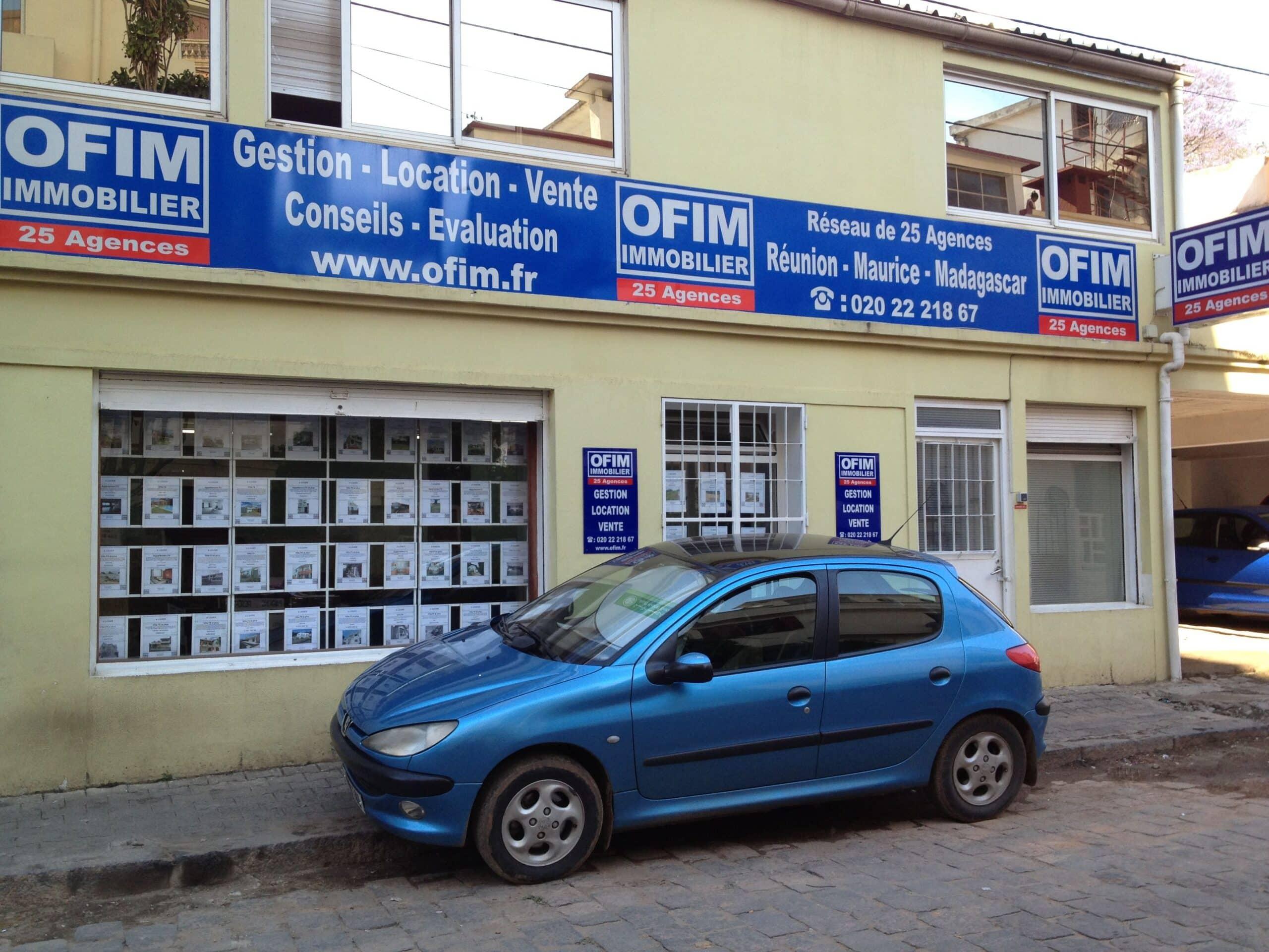 Location de locaux commerciaux et bureaux tananarive for Location agence