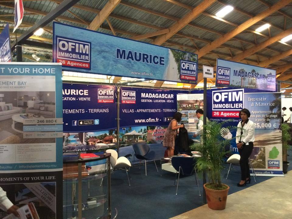 OFIM en Photos à la Foire Internationale de Madagascar. FIM