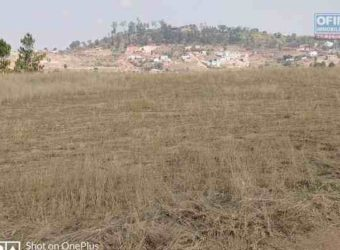 Lots de terrains de 500M2, Ambatobe