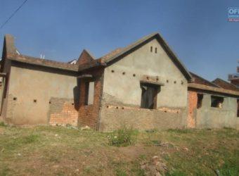 Terrain de 275 m2 clôturé, Andavamamba