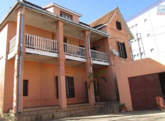 Villa traditionnelle, Mahamasina