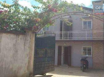 Maison à étage F5, Ambatolampy