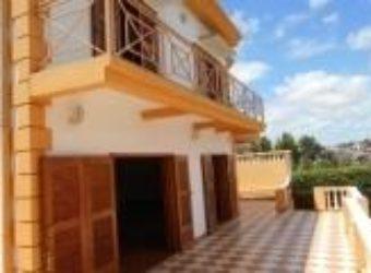 Grande villa F5 à étage, Andohanimandroseza