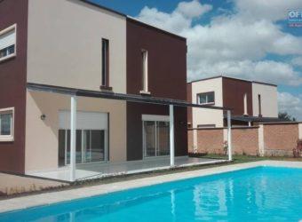 Belle villa avec piscine, Mandrosoa Ivato